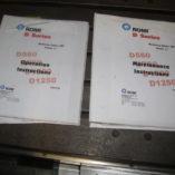 Romi_D1250_manuals