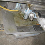 Wells_CNC mill_coolant pan close
