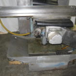 Wells_CNC mill_coolant pan front