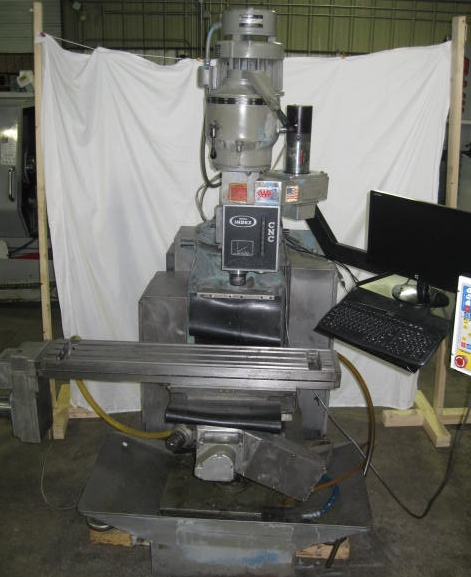 Wells_CNC mill_front2