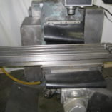 Wells_CNC mill_table front