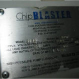 ChipBLASTER JV10 High Pressure Coolant System