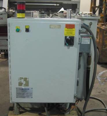 ChipBLASTER JV10 High Pressure Coolant System