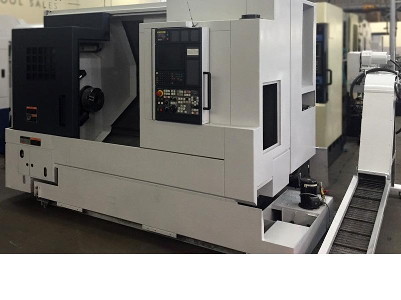 SOLD *** Mori Seiki NL2500-700 Used CNC Lathe - Jamestown