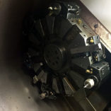2008 Haas SL10 CNC Lathe - Turret