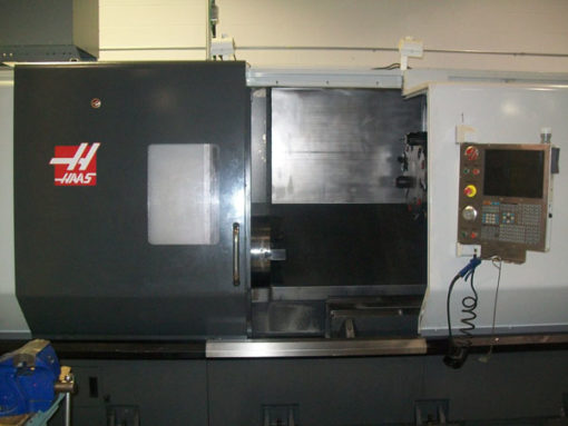 2012 Haas ST-40 Live Tool Lathe - Front