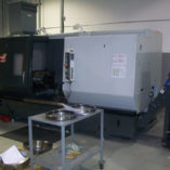 2012 Haas ST-40 Live Tool Lathe - Right Front