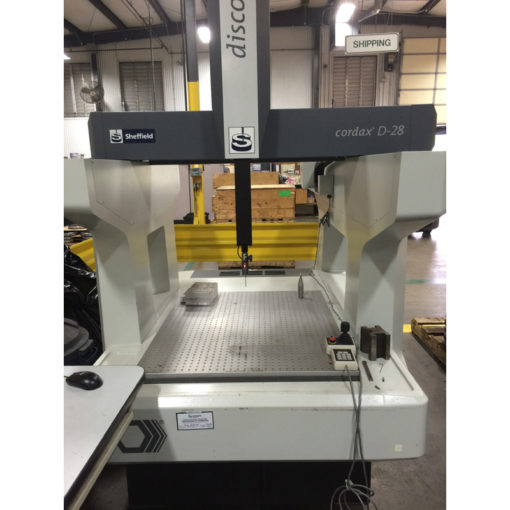Sheffield Cordax D28 Measuring Machine for sale