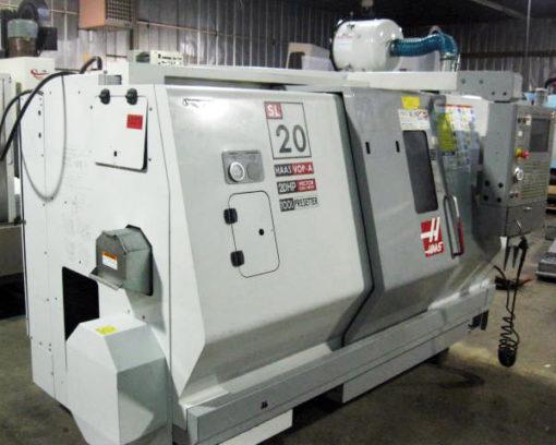 Used Haas Lathe CNC SL-20