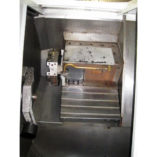 Used Haas Lathe CNC SL-20 - Inside