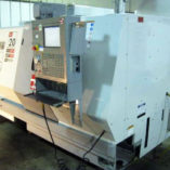 Used Haas Lathe CNC SL-20 - Front Right