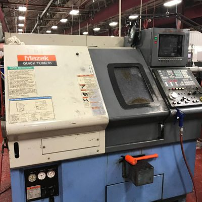 Mazak Q10 Used CNC Lathe Machine