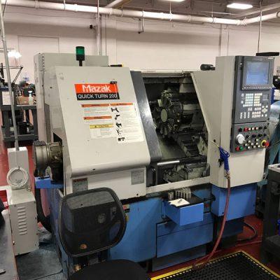 Mazak QT200 Used CNC Lathe