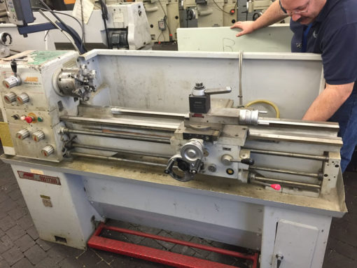 Used Industrial Lathe