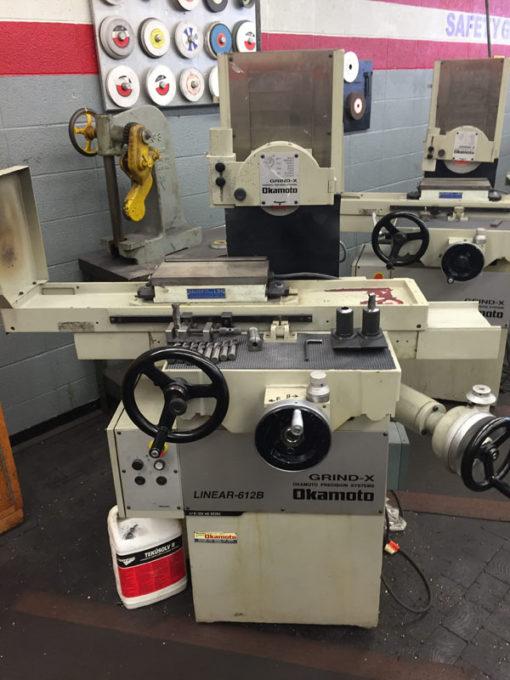 Used Okamoto Grinding Machine