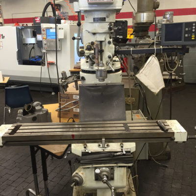 Used South Bend Chipmaster Mill