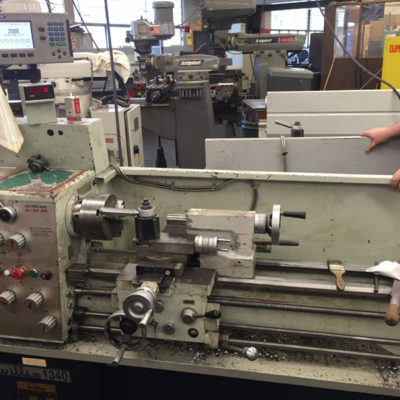 Willis Engine Used Lathes