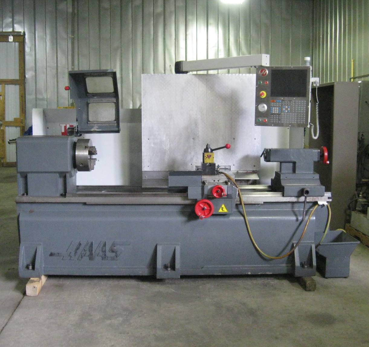 SOLD ~ Used TL-3 CNC Toolroom Lathe - Jamestown Machinery