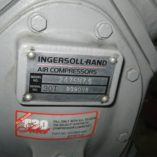 T30 Air compressor_SN tag