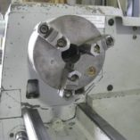 MSC lathe 603_3 jaw chuck